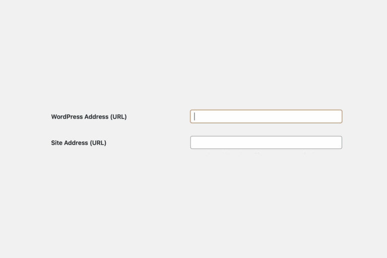 How to Properly Change Domain Name for WordPress